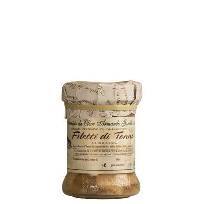 Image de Filets de thon à l'huile d'olive