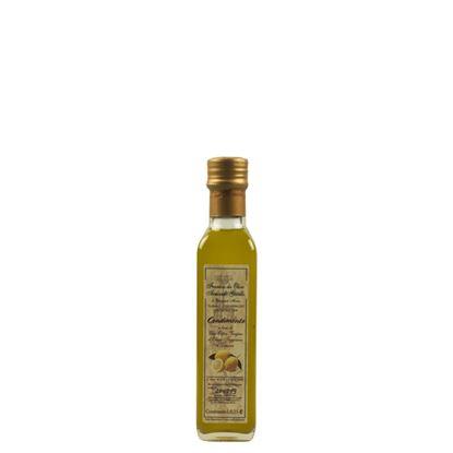 Immagine di Condimento a base di Olio Extra Vergine di Oliva Taggiasca e Limone