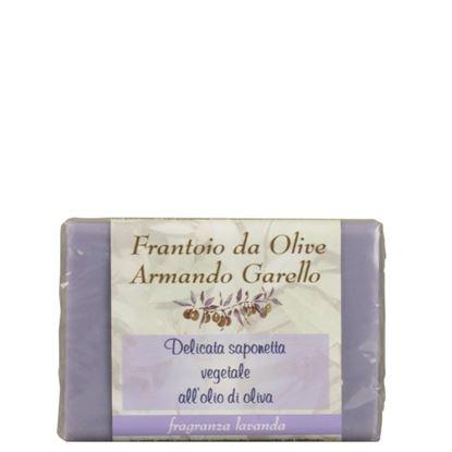 Immagine di Saponetta vegetale all'Olio di Oliva - Lavanda