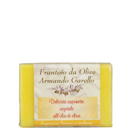 Immagine di Saponetta vegetale all'Olio di Oliva - Limone e Verbena