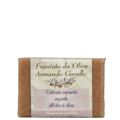 Immagine di Saponetta vegetale all'Olio di Oliva - Sandalo